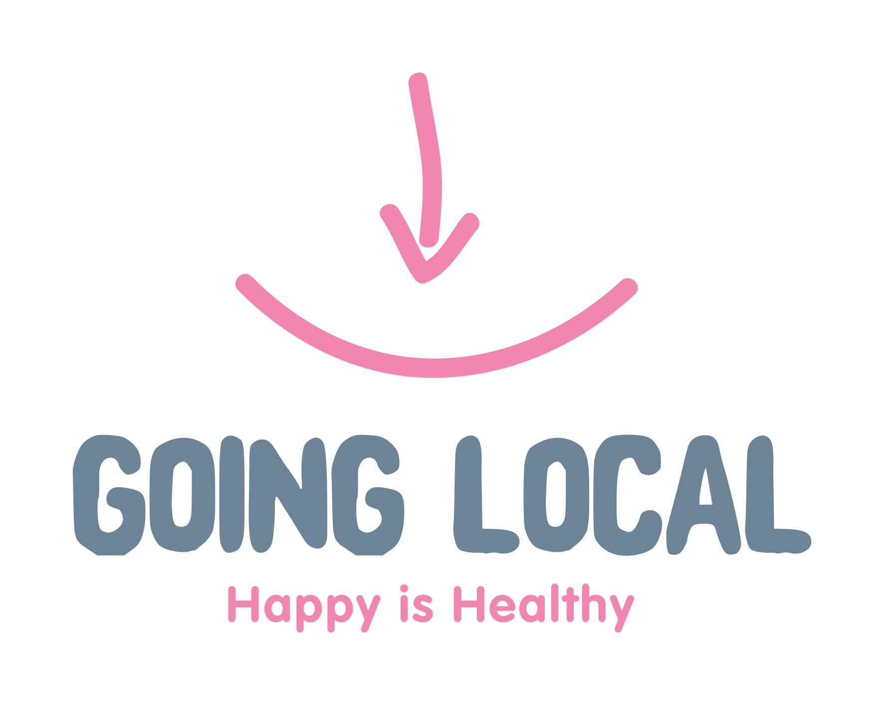 Going Local Logo